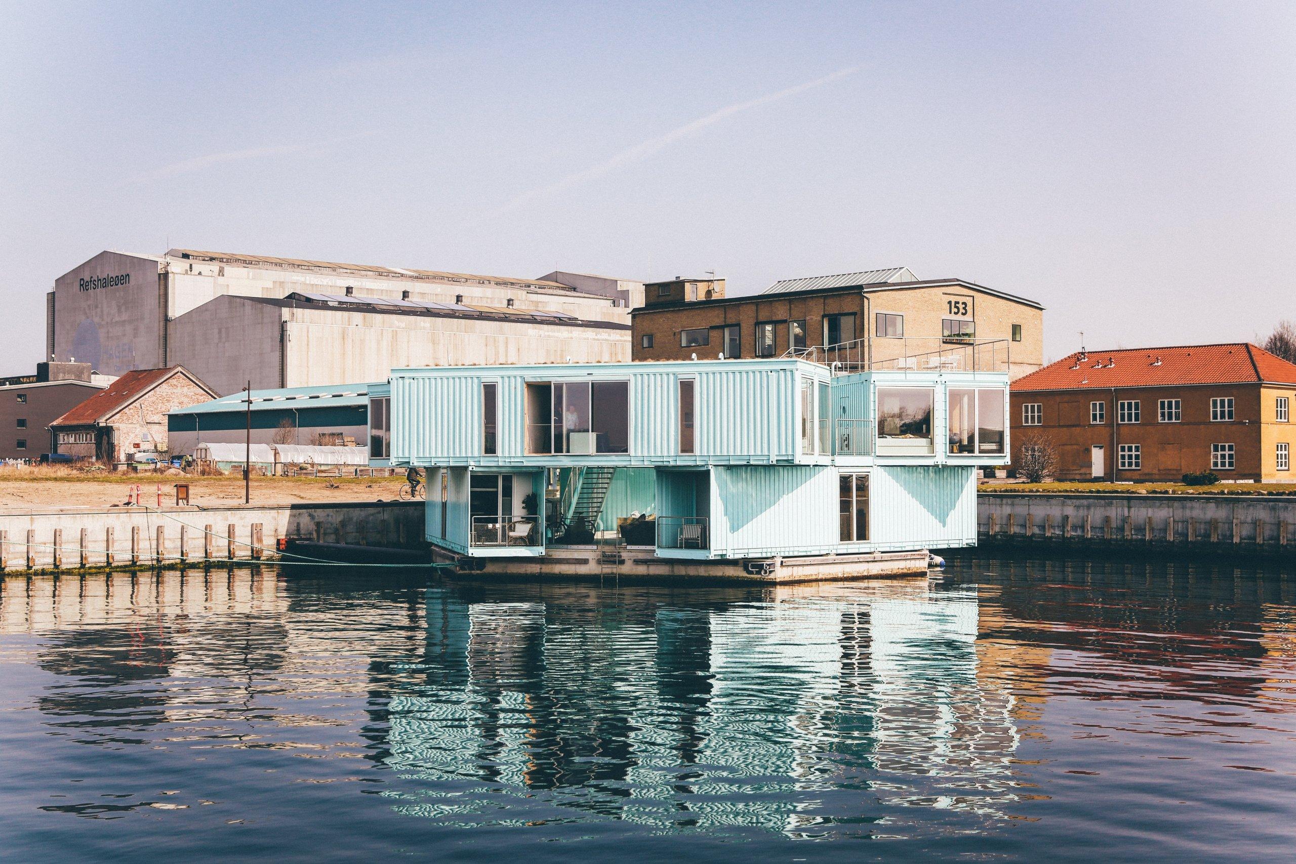 [FOTOGALERIJA] Kuće od brodskih kontejnera