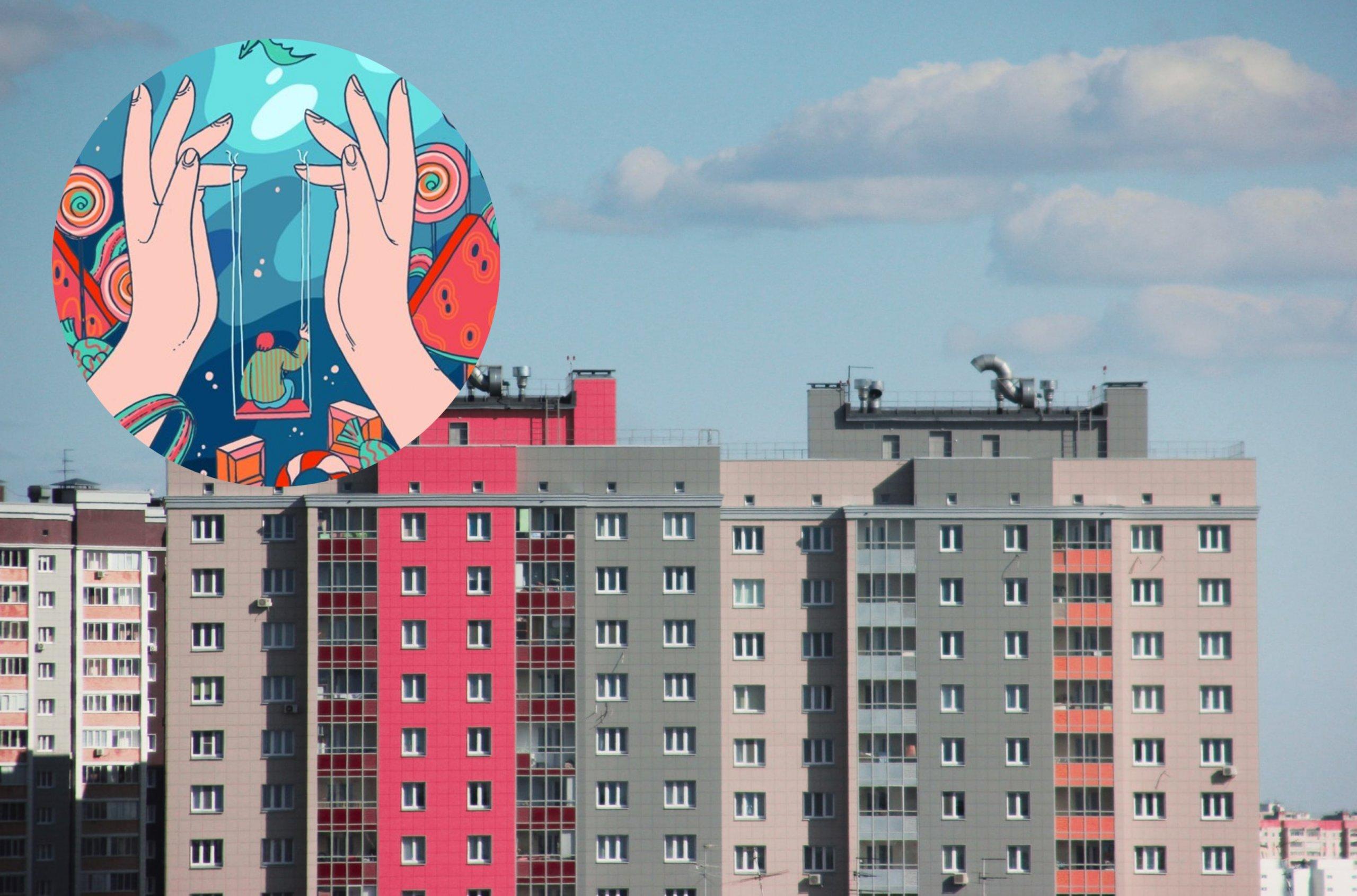 Zmajski poziv Zagrepčanima: Neka vaša zgrada postane platno za humanitarno umjetničko djelo