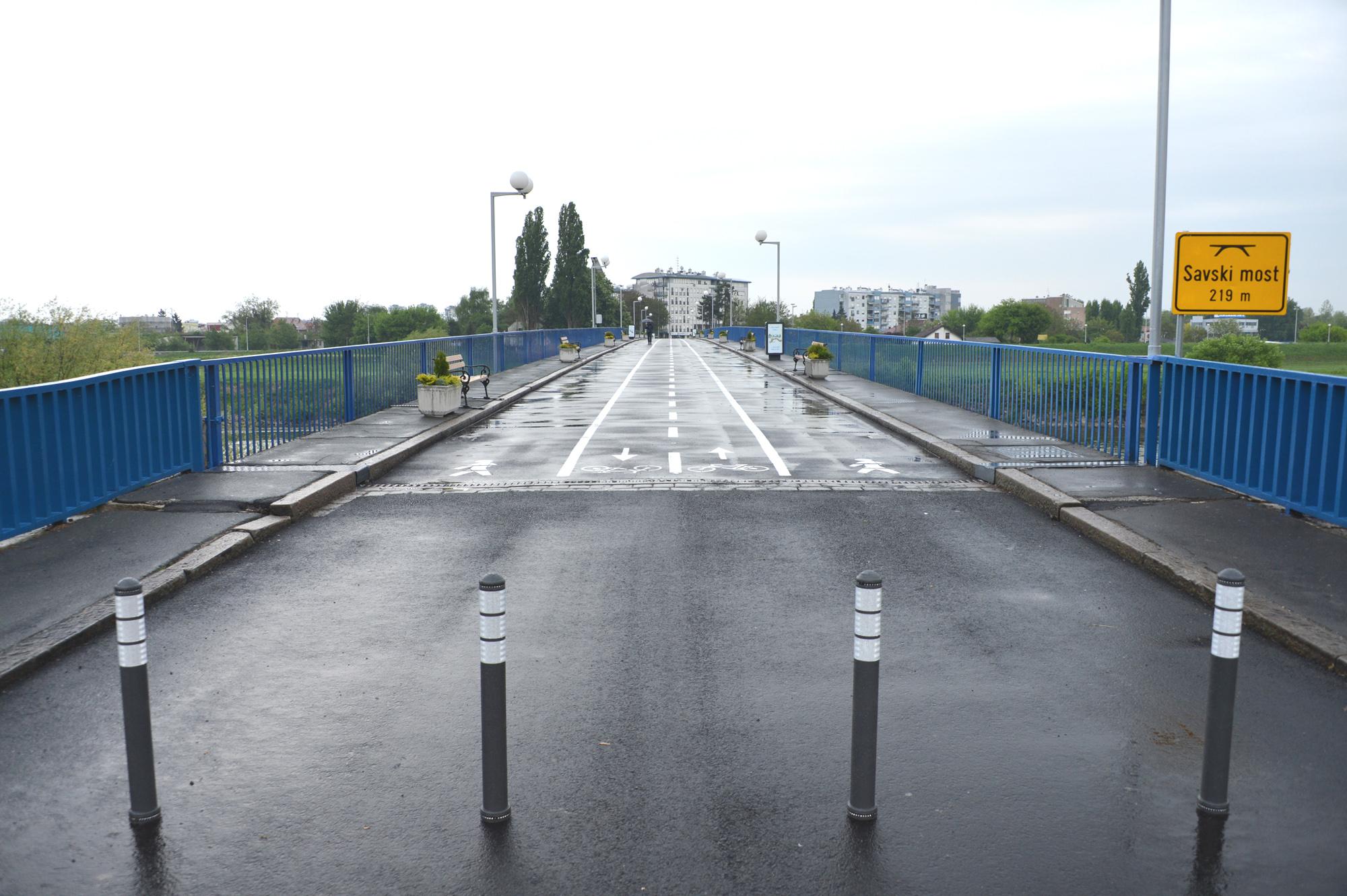 Savski most: Jedan od najstarijih na svijetu većih spregnutih mostova koji nije bio tako projektiran