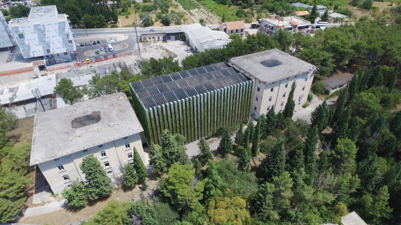Studentski dom koji gradi Lavčević uskoro otvara vrata za više od 300 studenata