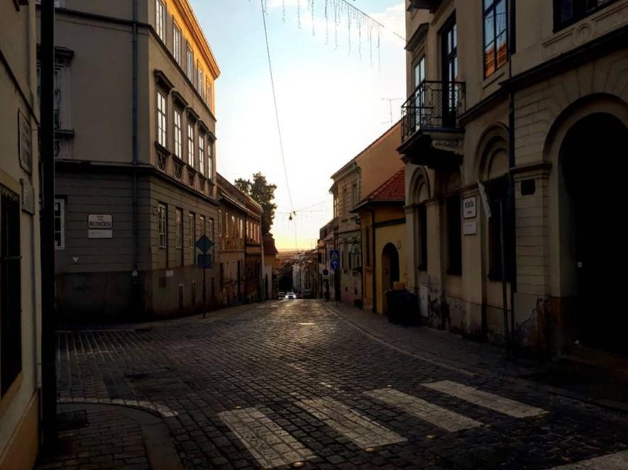 [FOTO] Povijesno središte našeg glavnog grada