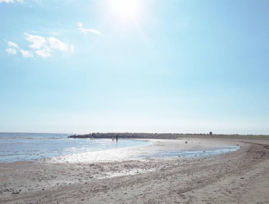 [FOTO] Samo za ljubitelje pijeska: Najljepša pješčana plaža u Istri