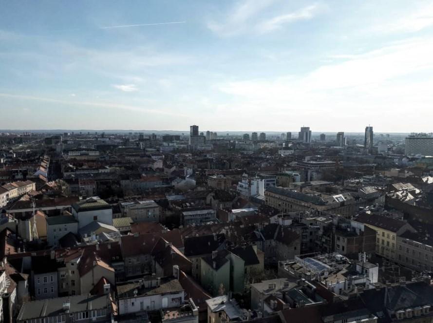 [FOTO] Vidikovac s kojeg se pruža pogled na naš najveći grad
