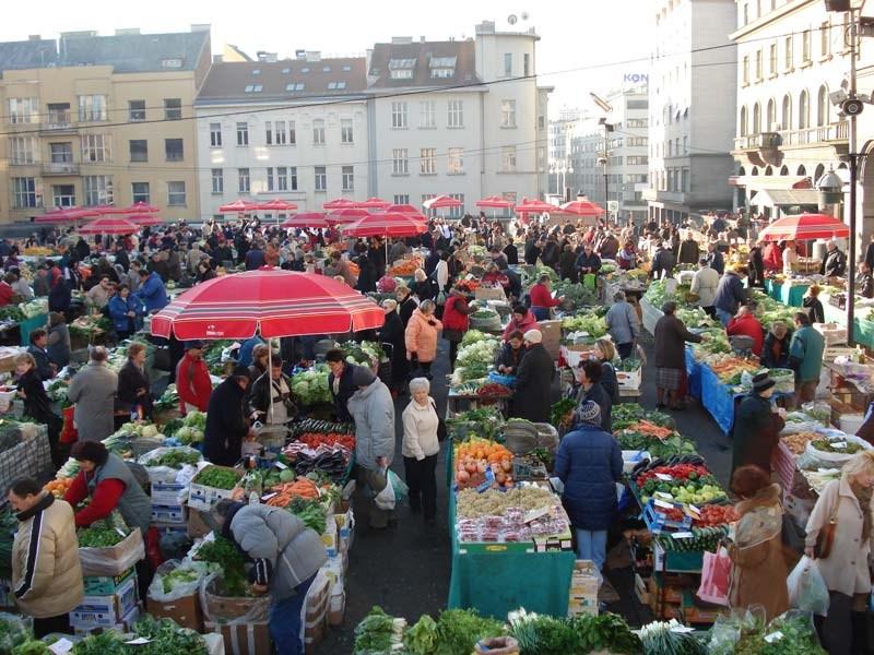 Mapa zagrebačkih tržnica: Donosimo pet najpoznatijih koje predstavljaju važna gradska središta