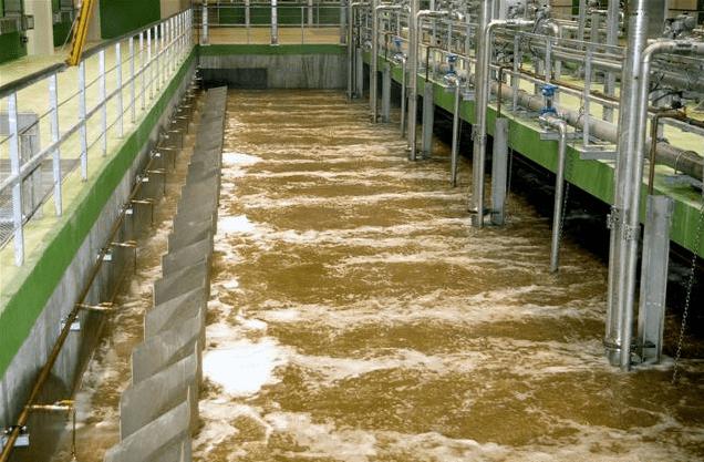 Uređaj za pročišćavanje voda Stupe