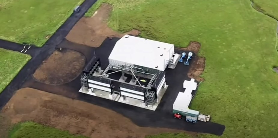Veliki uspjeh u borbi s klimatskim promjenama: Počeo s radom najveći stroj za hvatanje ugljikovog dioksida