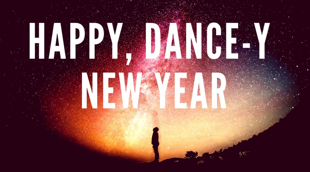 Happy dance- y New Year