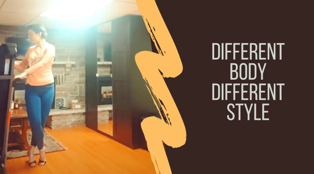 different body-different style