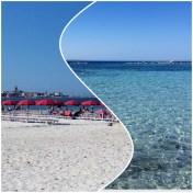 Algheros-strand