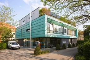 Wohn- und Geschäftsgebäude am Kappenberger Damm 58 d in Münster