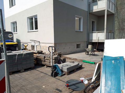 Außenanlage / Müllplatz