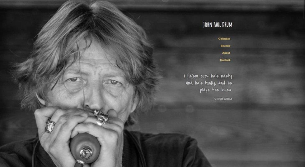 John Paul Drum