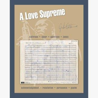 A Love Supreme Poster