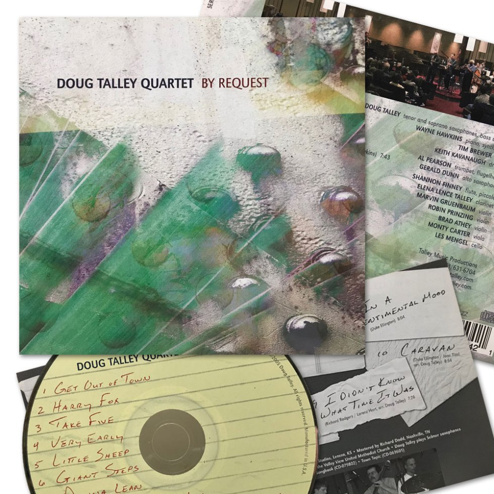 Doug Talley Quartet Package