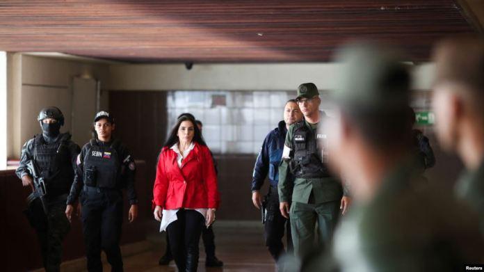 Revuelo en Colombia político por excongresista detenida en Venezuela