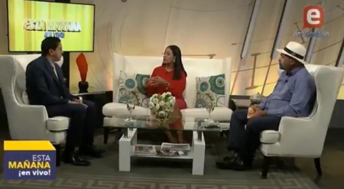Momento en que infectólogo dice en televisión que se hará prueba COVID-19 y la sorpresa de entrevistadores – Bavarodigital.net
