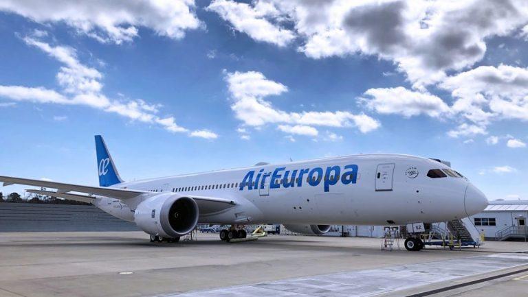 Air Europa abandona operaciones en Aeropuerto de Punta Cana