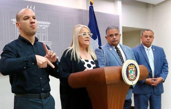 Gobernadora de Puerto Rico declara estado de emergencia por tormenta tropical Laura
