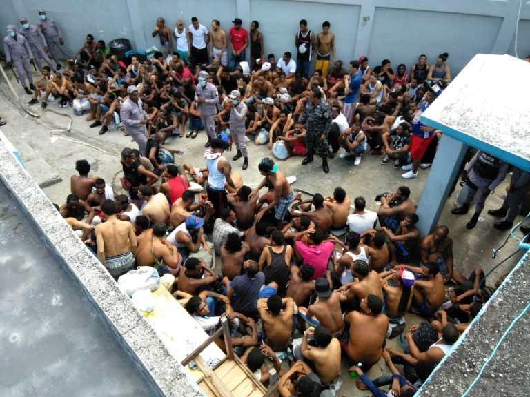 Procuradora señala hacinamiento en cárcel preventiva de Higüey se debe al retraso de audiencias