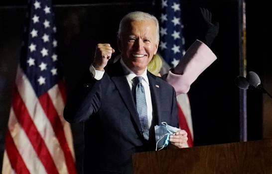 Biden es el ganador. ¡Estados Unidos tiene nuevo presidente!