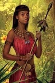 ¿Quién fue nuestra guerrera Anacaona?