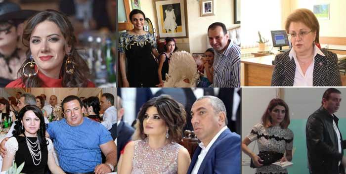 11 մլն դրամանոց ժամացույց, 30 հազար դոլարանոց ականջօղեր. հայ պաշտոնյաների կանանց գնումները
