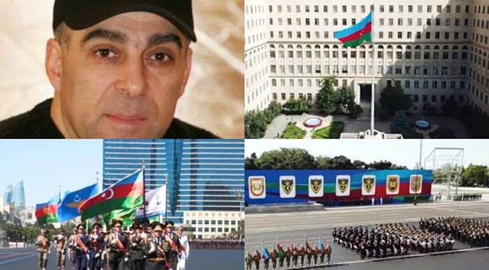 Ադրբեջանն իր բանակի մասին տեսանյութը հայկական «Արցախ» երաժշտության ներքո է եթեր հեռարձակել (Տեսանյութ)