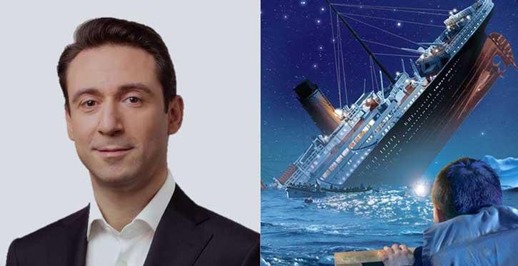 Ի՞նչ կապ կա Հայկ Մարությանի և Տիտանիկի խորտակման մեջ․ շշուկներ կան, որ Հայկն է ծակել նավը