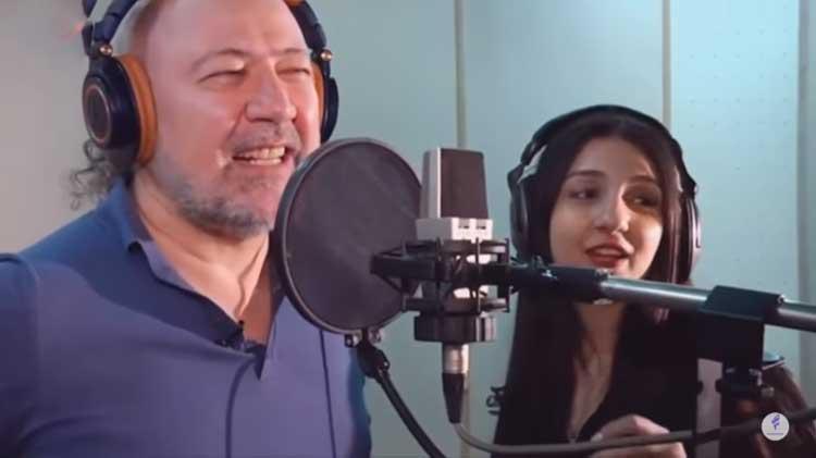 Թաթա Սիմոնյանը նոր, տարբերվող երգ ունի, որը կոչվում է՝ «Արագացրու, շուտ արա» (Տեսանյութ)