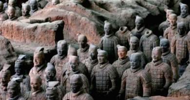 Չինաստանում 2.100-ամյա ստորգետնյա «բանակ» է հայտնաբերվել (լուսանկար)