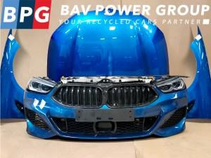 Bmw 8 serie G14 G15 G16 Voorkop