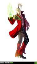King_of_Fighters_Redux__Ash_by_digitalninja