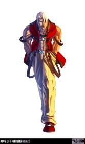 King_of_Fighters_Redux_Yashiro_by_digitalninja