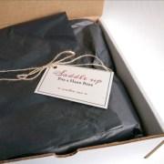 Ride 'Em Cowboy Bawdy Bookworms Box Wrapped Up