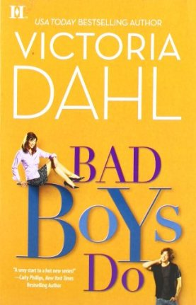 Pleasure Pairing for Bad Boys Do by Victoria Dahl