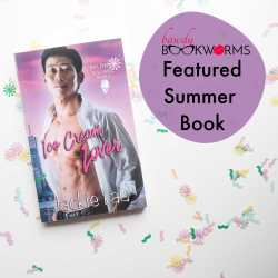 Lick It Till Ice Cream featured book: Ice Cream Lover by Jackie Lau