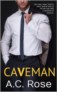 Caveman by A.C. Rose