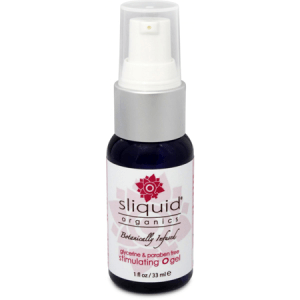 Sliquid Organics Stimulating O Gel