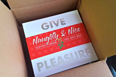 LIVE: Unboxing Ella Paradis' Naughty & Nice Boxes