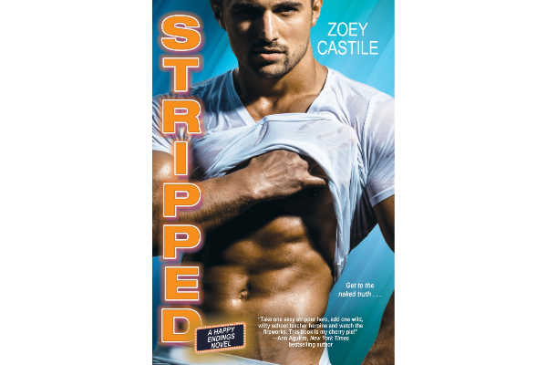 Stripped by Zoey Castile