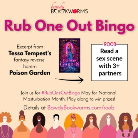 Tessa Tempest Rub One Out Bingo Guest Post