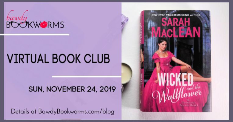 Wicked and the Wallflower Book Club Banner