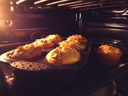 Baking Mawa Cake