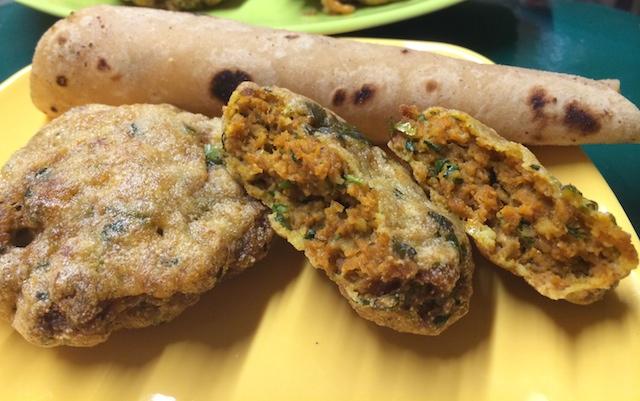 Kheema Cutlets, Parsi Food