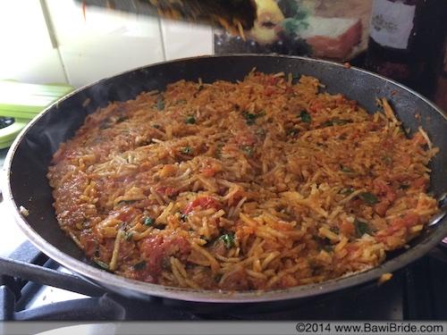 Sali mixture awaiting the Eedu
