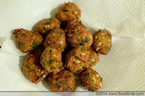 Fried Boiled Egg Bhajiyas