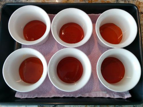 Caramel Custard_step5