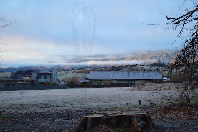 A Misty Dawn in Wanaka