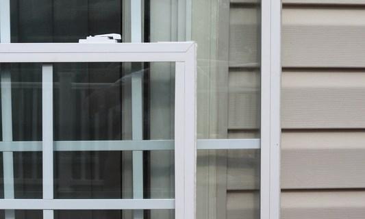 Wärmeschutzfenster