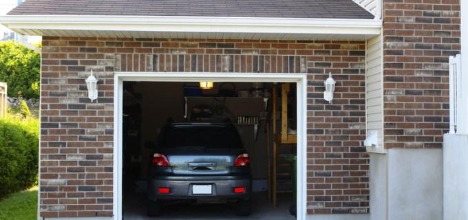 Eine Garage bauen